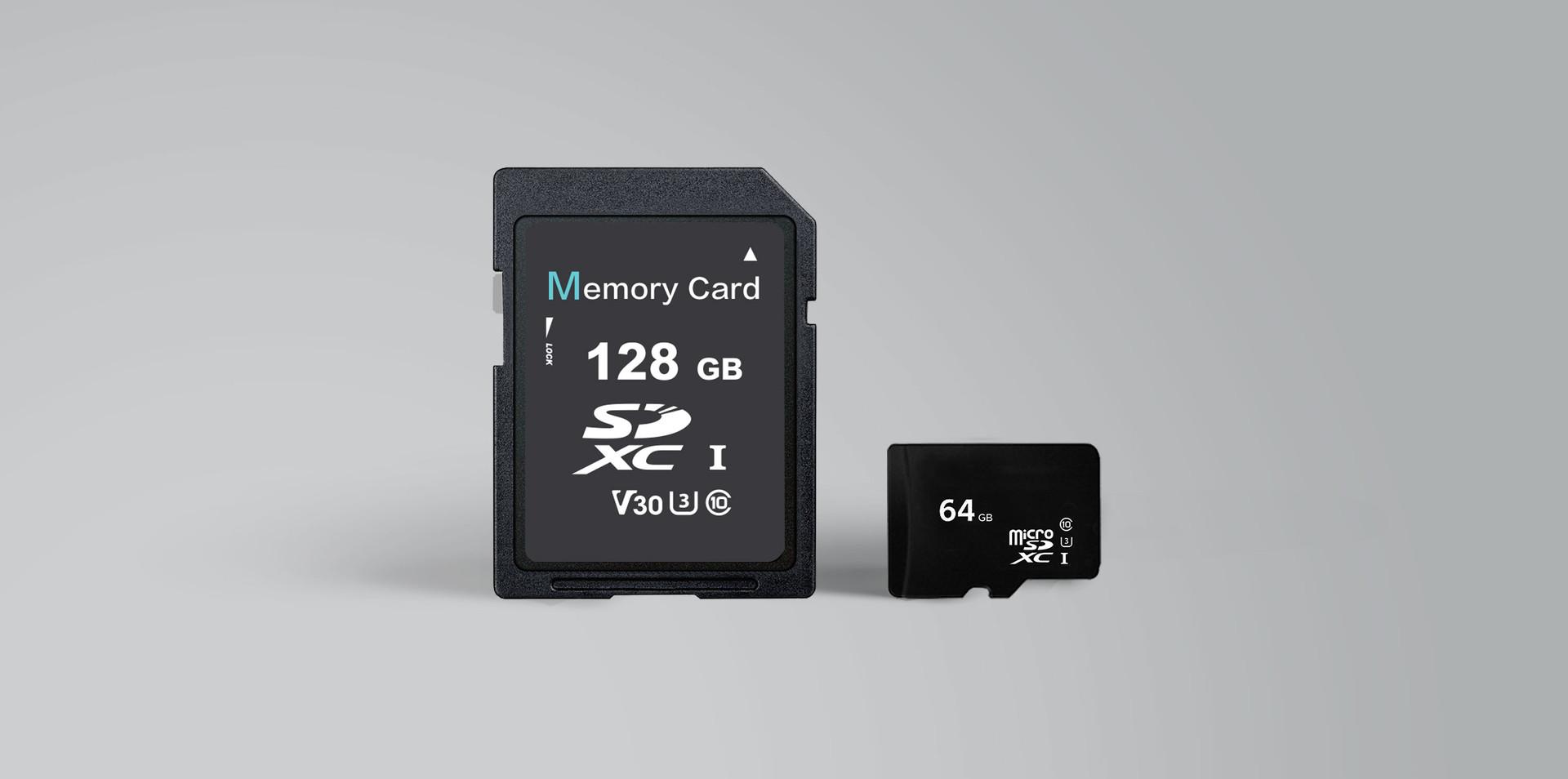Industrial SD & microSD