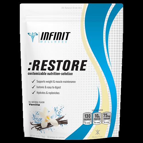 :RESTORE by Infinit™ - Vanilla