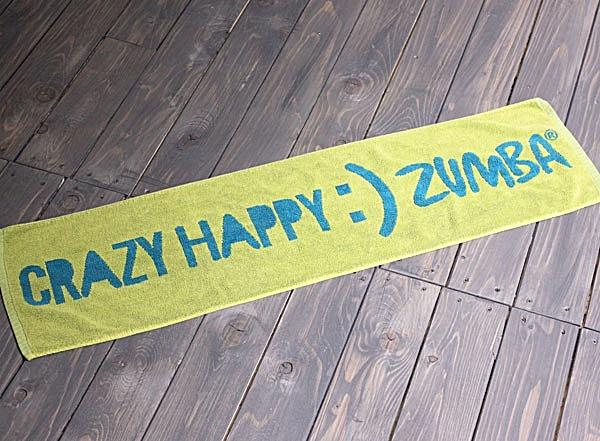 crazy happy zumba
