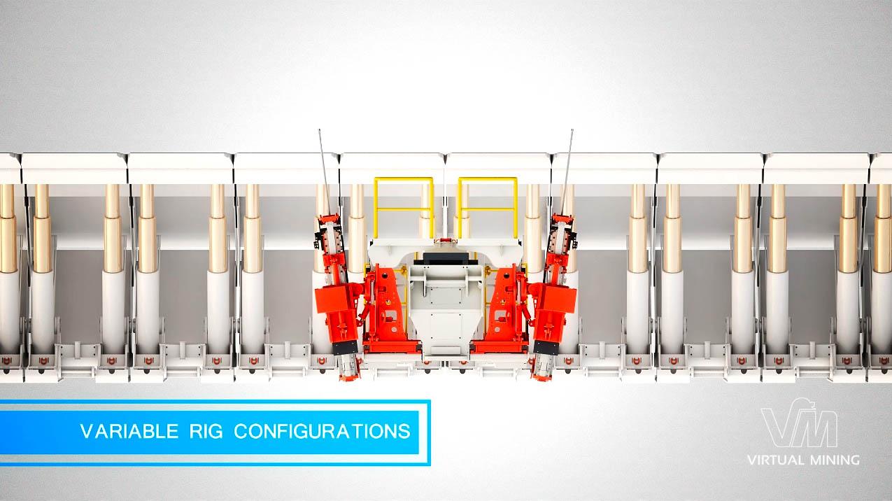 DZ701 Configurations