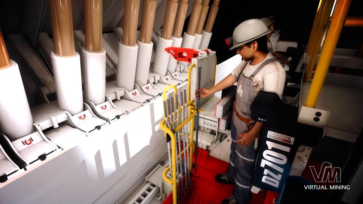 DZ701 Drill Steet