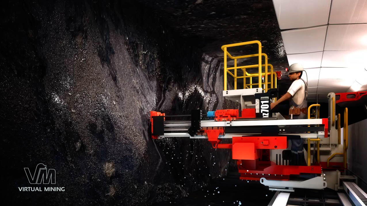 DZ701 Drilling