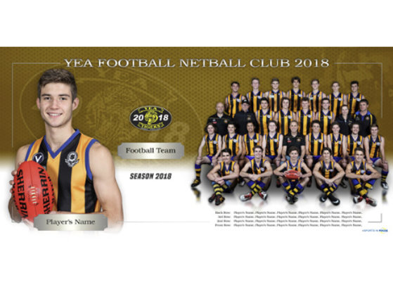 You and Team Poster