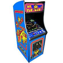 Borne de jeux années 80