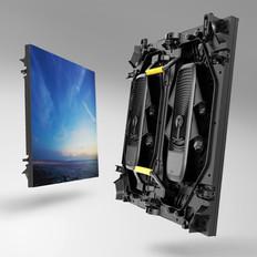 Les dalles UniLED MI-2, écran modulable avec une excellente résolution