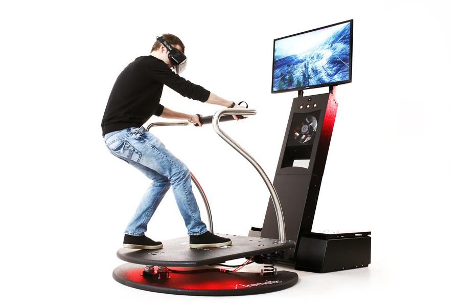 """Résultat de recherche d'images pour """"ski réalité virtuelle xtrematic"""""""