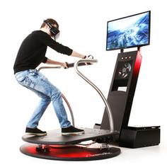 ULTIMATE VR MACHINE 5D : Unique !