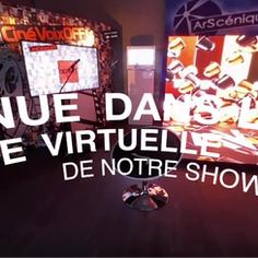 Vidéos immersives 360°