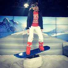 Surf des neiges