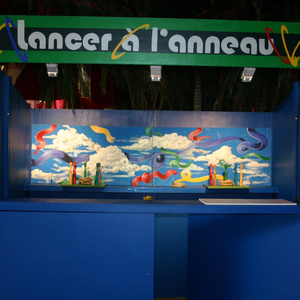 LANCER A L'ANNEAU
