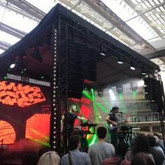Unexpected Festival #2  au Forum des Halles!