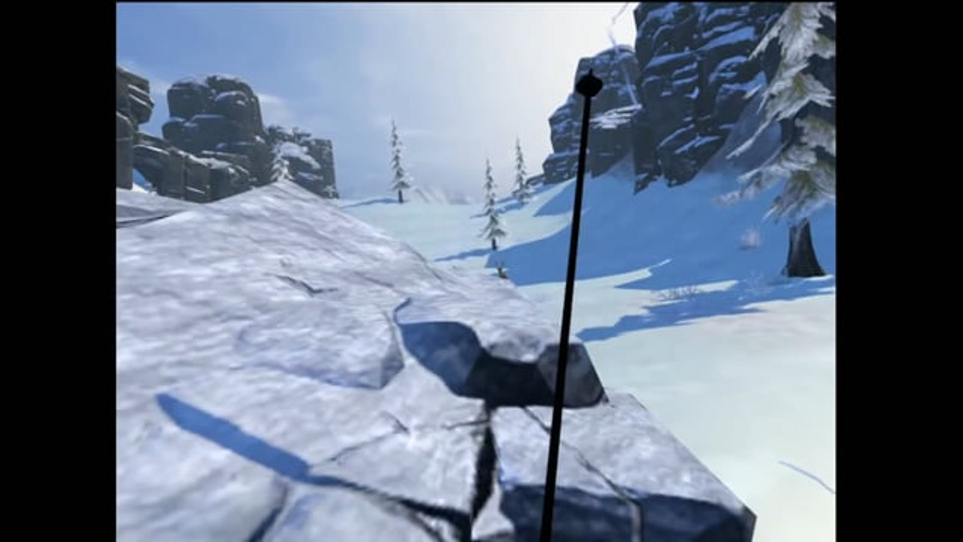 VR Skiing