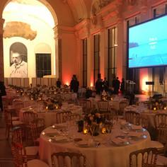 Soirée de Gala  Chambre de Commerce de Suède Petit Palais, Paris