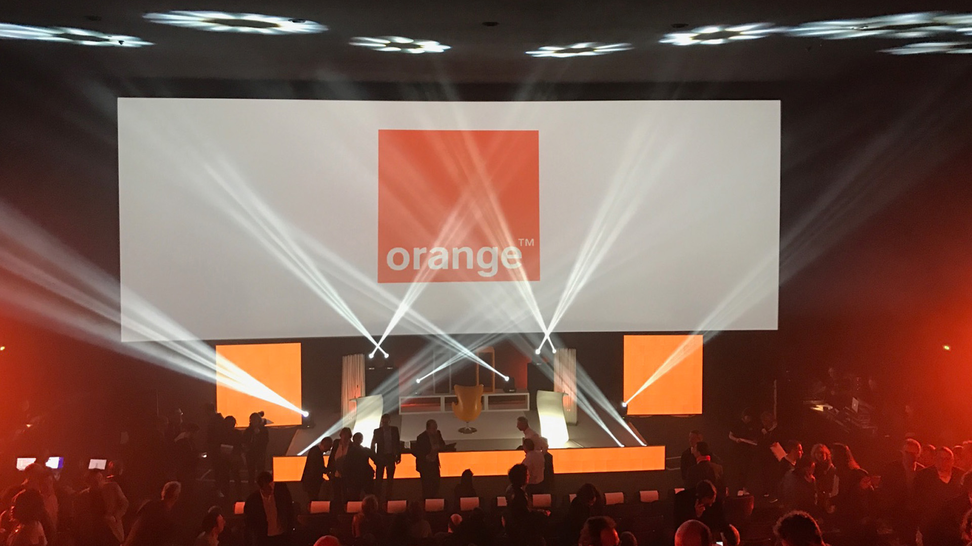 Convention Orange