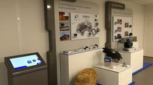 Solutions interactives dynamiques pour le showroom SKF de Tours