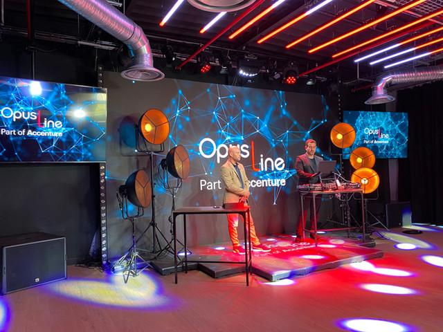 Journée d'étude pour Opus Line / Accenture