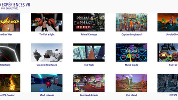 Jeux VR-Max 3