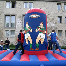 Bungee Rugby