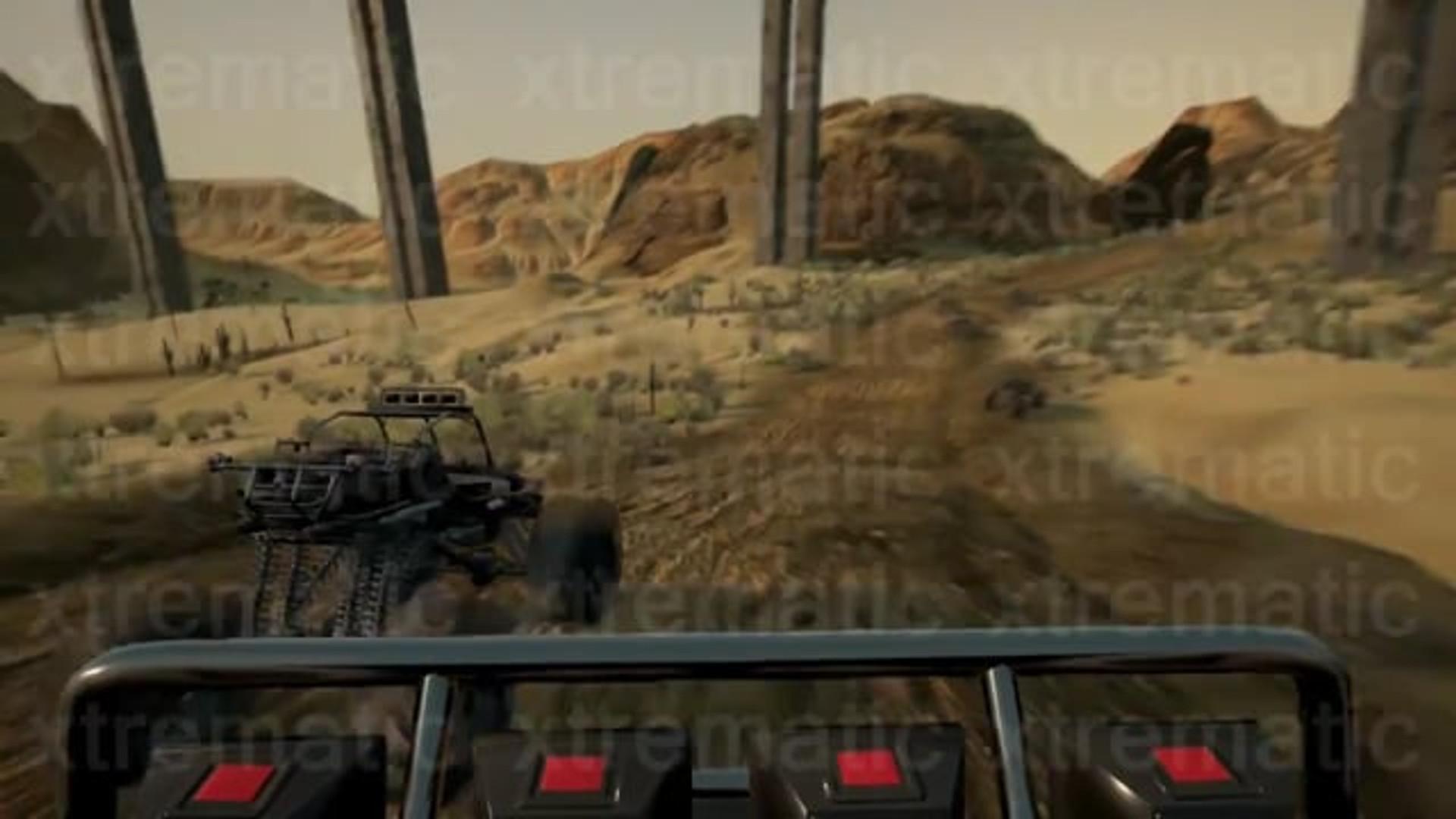 Desert Rally Race