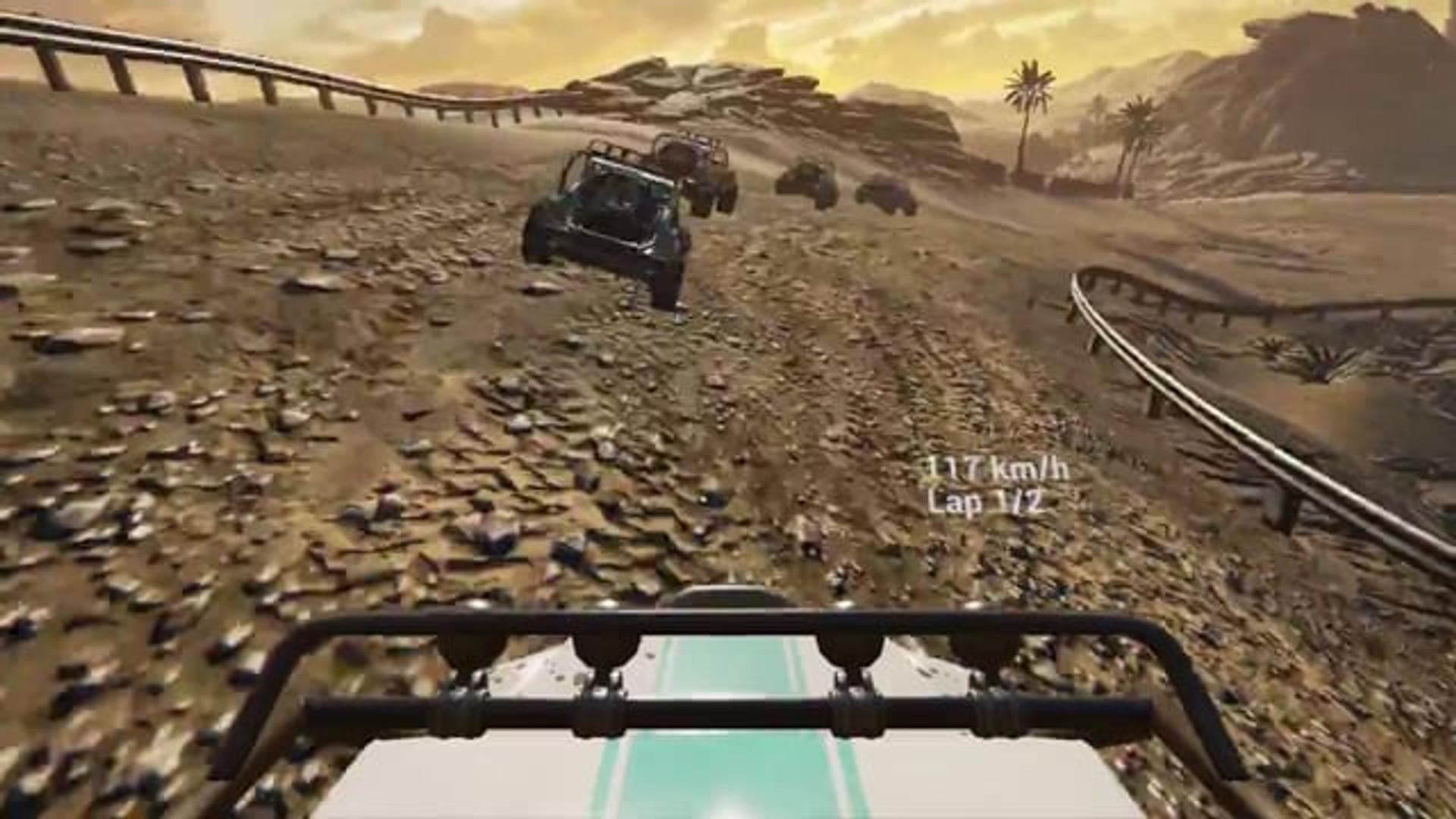 VR Buggies