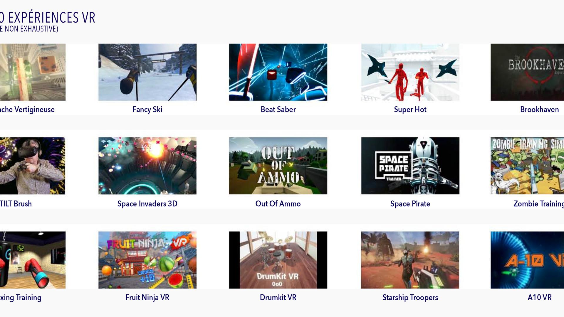 Jeux VR-Max 1