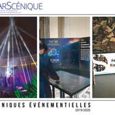 Nouveau catalogue ArScénique