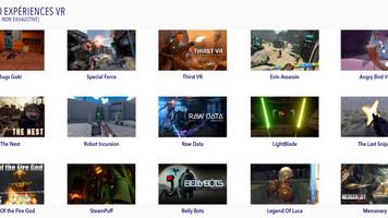 Jeux VR-Max 5