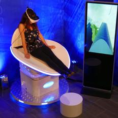 SLIDE VR : pour des expériences VR très dynamiques !