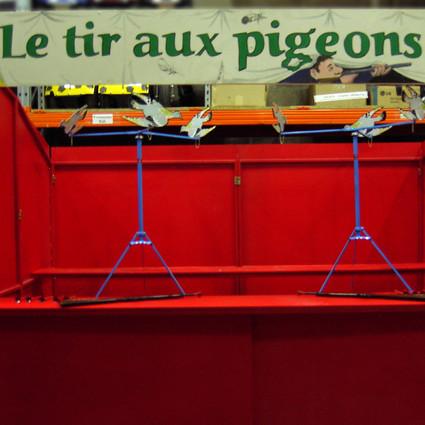 TIR AUX PIGEONS