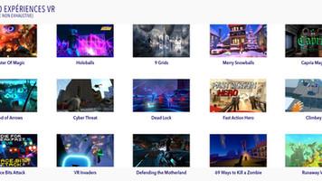 Jeux VR-Max 4