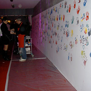 Fresque Hall of Fame