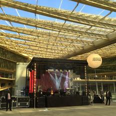 Unexpected Festival au Forum des Halles!