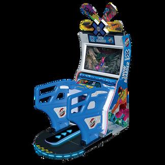 XGAMES SNOWBOARD DELUXE