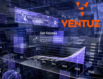 VENTUZ 5, puissant outil de création d'applications interactions et de présentations en 3D temps