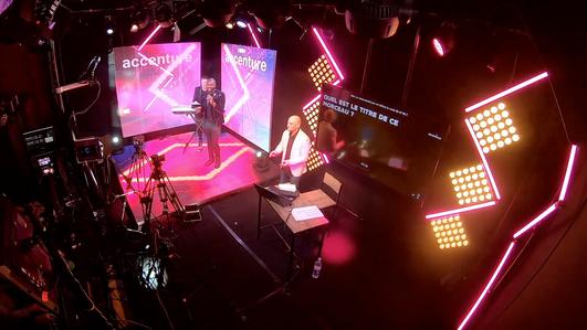 BlindTest musical Live pour Accenture