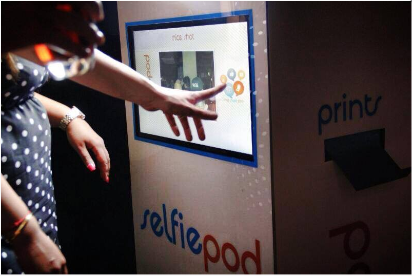 Photobooth Hire - SelfiePods