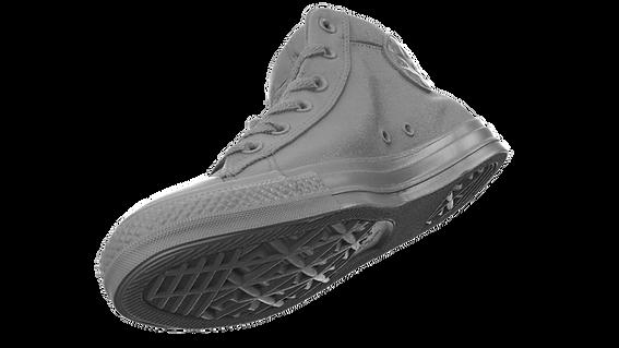 sneaker 3D scan