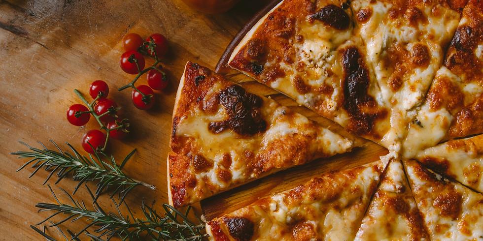 Superfredag - Pizzafest (1.-4. kl.)
