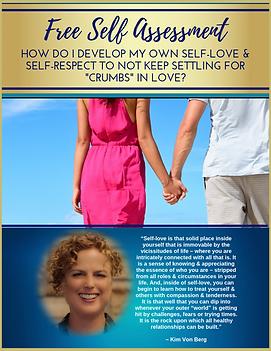 Thriving Loving Relationships Self Asses