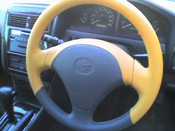 Декоративный ремонт airbag