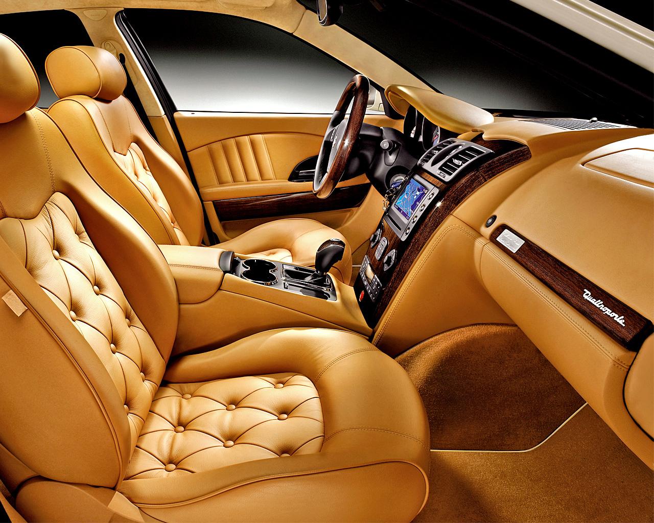 Дизайн салона автомобиля