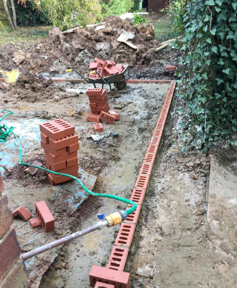Constructing the Extension