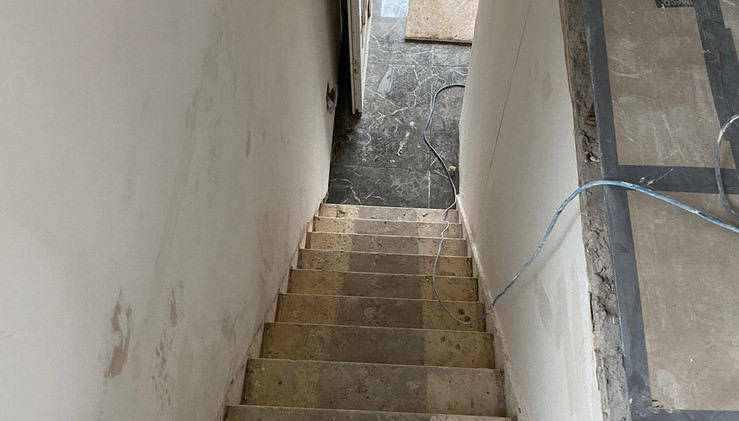 Staircase (Before)