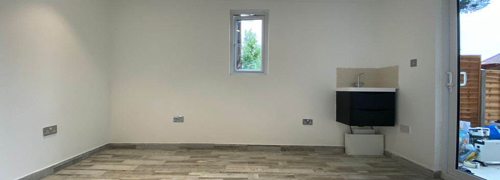 Finished Office Room