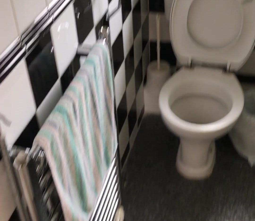 Video of Bathroom (Before)