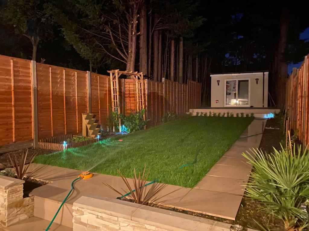 Rear Garden Design