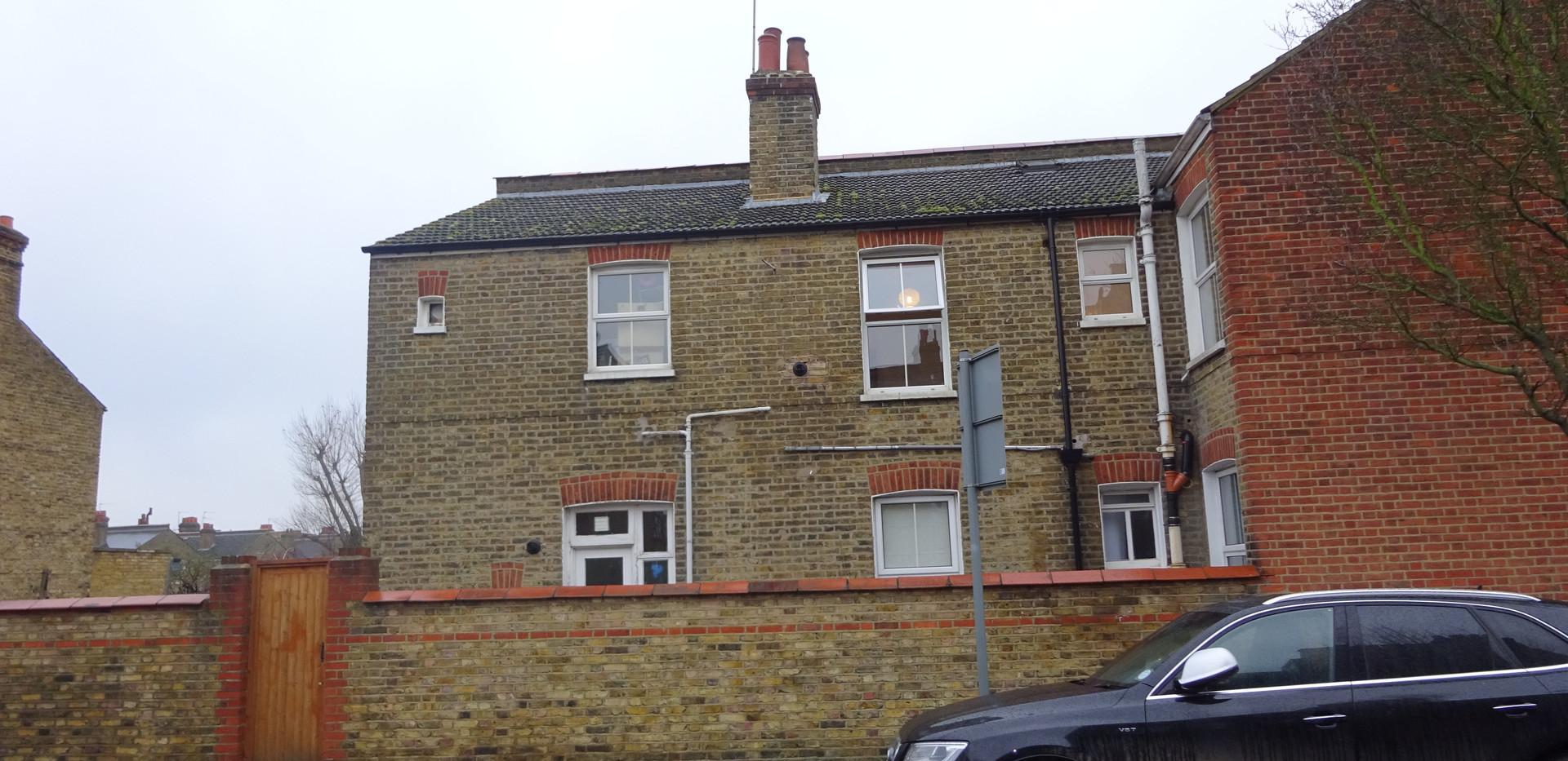 Burntwood Lane, London.