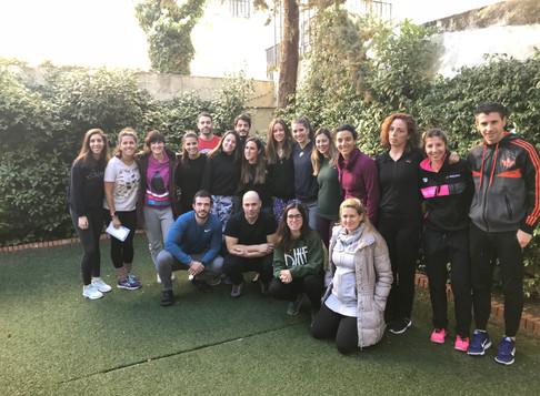 FORMACIONES OWA, AVENTURAS DE FINDE Y ALGO MÁS: MADRID