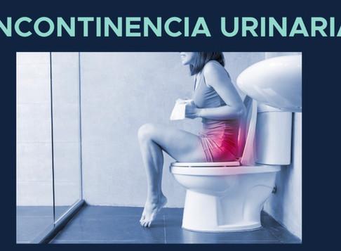 TIPOS DE INCONTINENCIA URINARIA