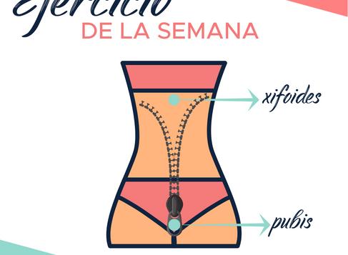 EJERCICIO DE SUELO PÉLVICO: LA CREMALLERA